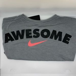 Nike: Girls 6x athletic t-shirt